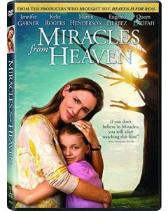 Dvd Miracles From Heaven - Milagros Del Cielo