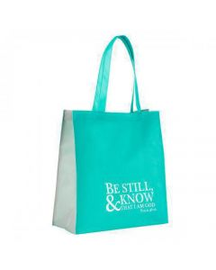 Bolsa Tota Para Compras - Be Still And Know, Psalm 46:10