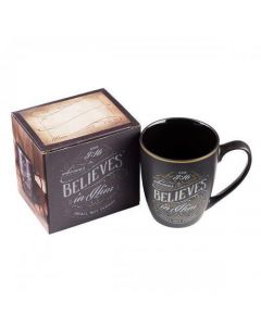 Whoever Believes John 3:16 Coffee Mug - Taza de Ceramica Juan 3:16