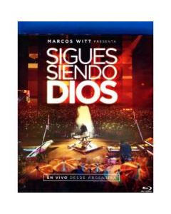 Sigues Siendo Dios - Marcos Witt Bluray