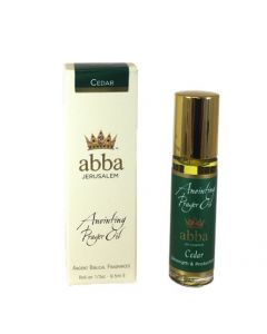 Aceite Cedars Of Lebanon 1/3 Oz  Roll-On Abba