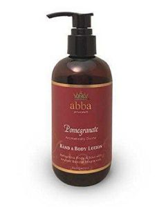 Hand & Body Lotion Pomegr 8oz         Abb