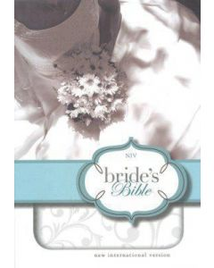 Bible NIV Bride White Compact Imitation Leather