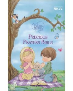 Bible NKJV Precious Prayers Padded Hardcover