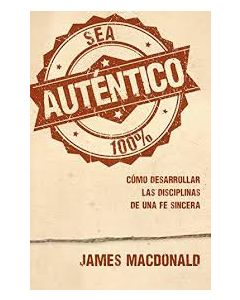 Sea Autentico - James Macdonald