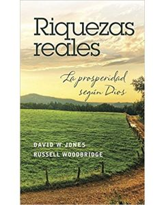 Riquezas Reales - David W. Jones, Russel Woodbridge