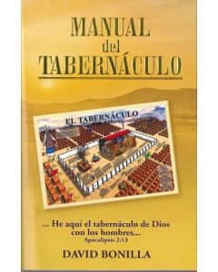 Manual Del Tabernaculo - David Bonilla