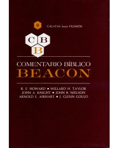 Comentario Biblico Beacon - Galatas Hasta Filemon