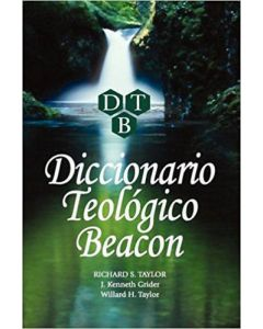 Dicc. Teologico Beacon Richard S. Taylor