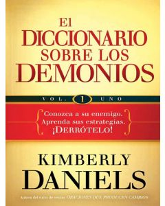 Dicc Sobre Demonios Vol.1     Kimberly Daniel