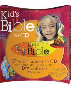 Kids Bible On Cd New Testament Dramatized