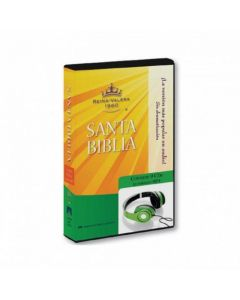 Biblia RVR60 Audio 9 CD MP3