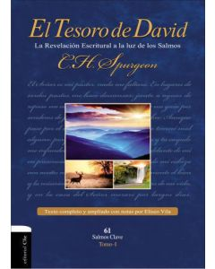 El Tesoro De David Tomo 1 - C.H. Spurgeon